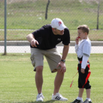 THE POWER OF A COACH; TO MAKE OR BREAK A KID